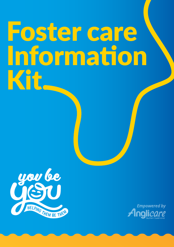 Foster care information kit